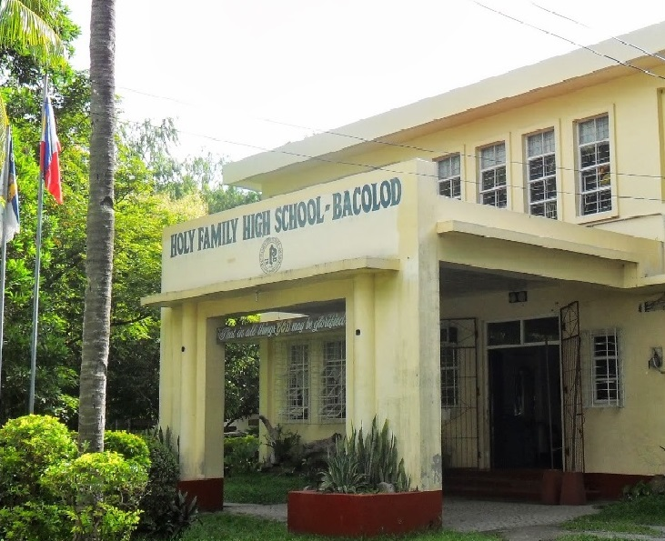 holy family hs bacolod