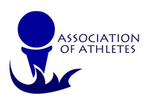 Association of Athletes Logo