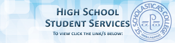High School Student Services