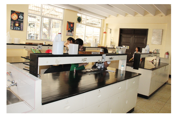 Science Lab 2