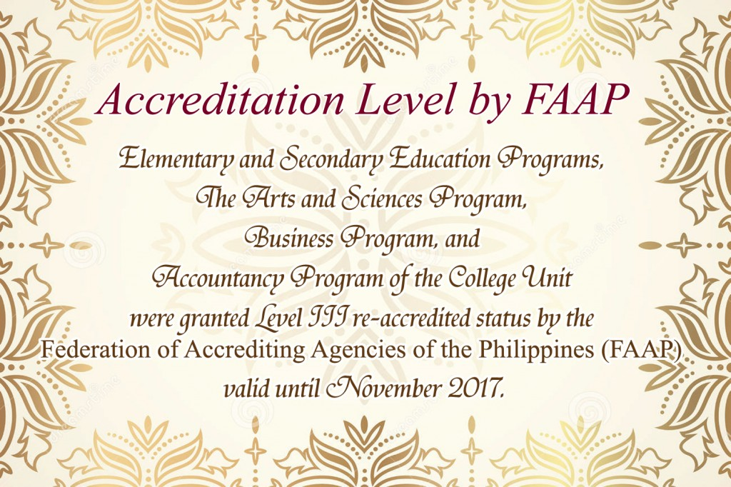 FAAP Accreditation copy