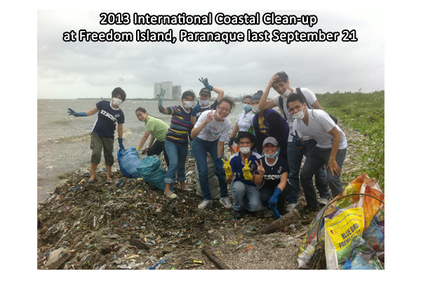 narrative report nstp cleaning program