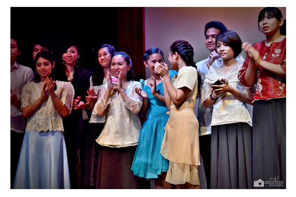 College Filipino Recital 10