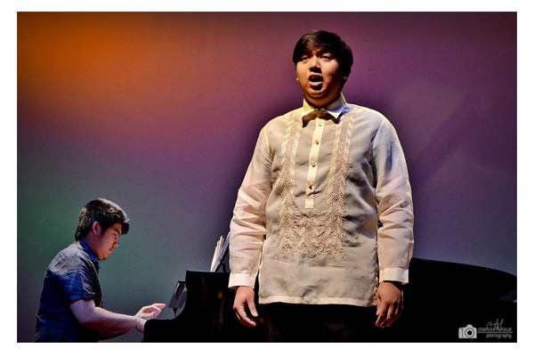 College Filipino Recital 11