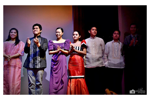 College Filipino Recital 41
