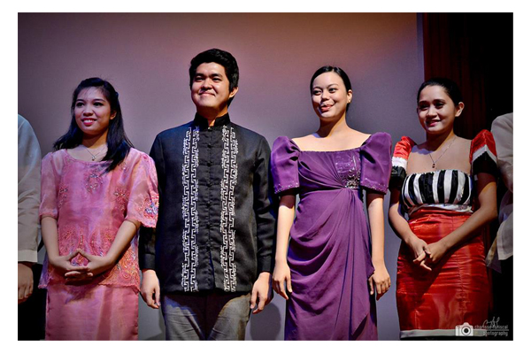 College Filipino Recital 52