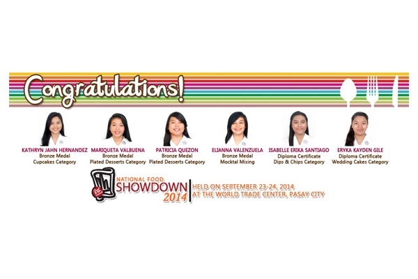 8th Natl Food Showdown 1