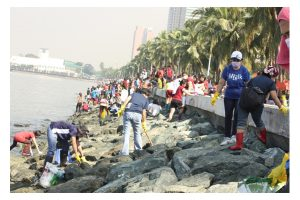 Coastal Clean Up 3