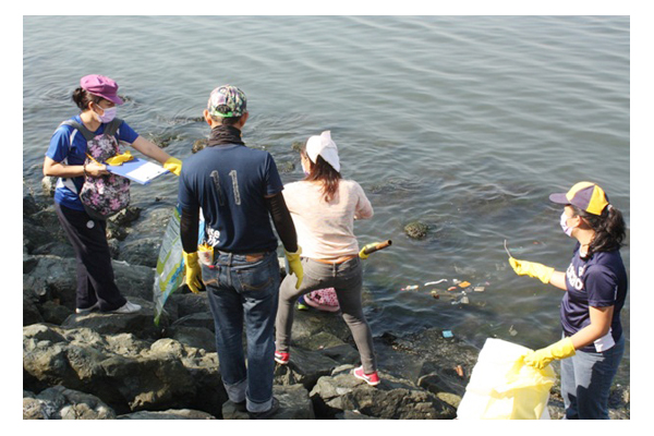 Coastal Clean Up 5
