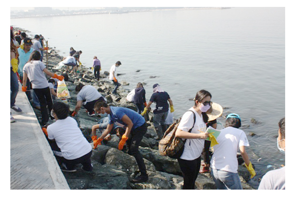 Coastal Clean Up 6