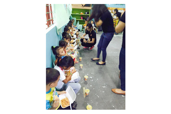 JMA Aproscom DayCare Center Outreach 1
