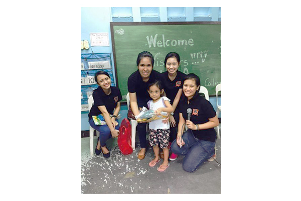 JMA Aproscom DayCare Center Outreach 4