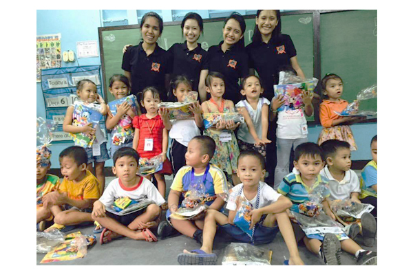 JMA Aproscom DayCare Center Outreach 5
