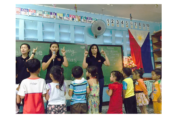 JMA Aproscom DayCare Center Outreach 6