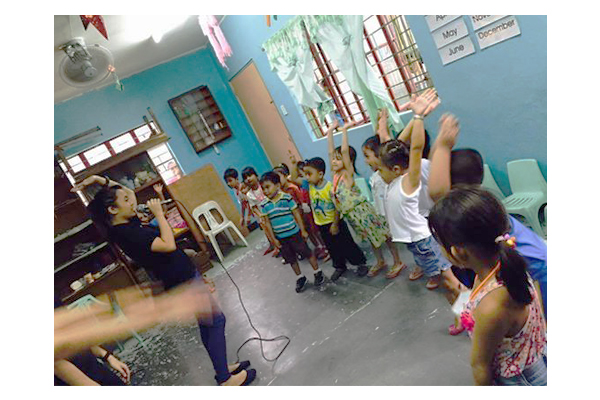 JMA Aproscom DayCare Center Outreach 7