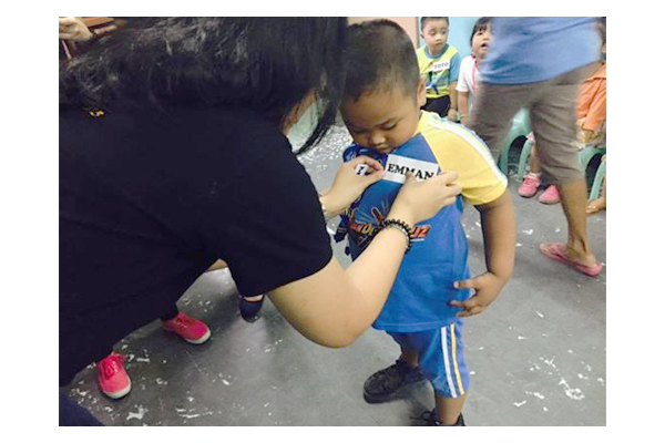 JMA Aproscom DayCare Center Outreach 8