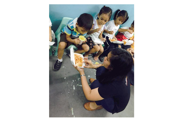 JMA Aproscom DayCare Center Outreach 9