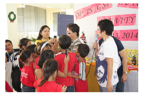 OPPS & GSP Outreach 87