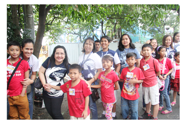 OPPS & GSP Outreach 95