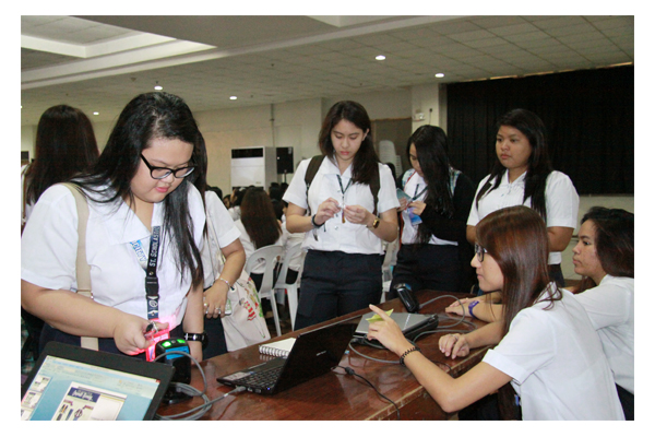 Re-Orientation and Tapatan 2014 1