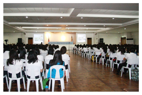 Re-Orientation and Tapatan 2014 2