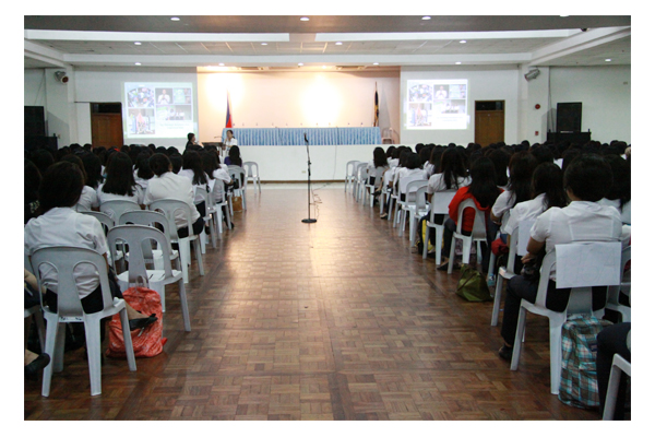 Re-Orientation and Tapatan 2014 3