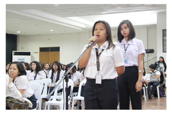 Re-Orientation and Tapatan 2014 5