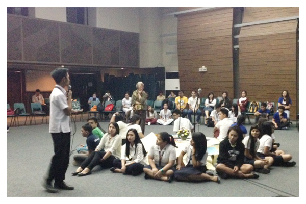 SMEC Youth Dialogue on Campus Violence 3