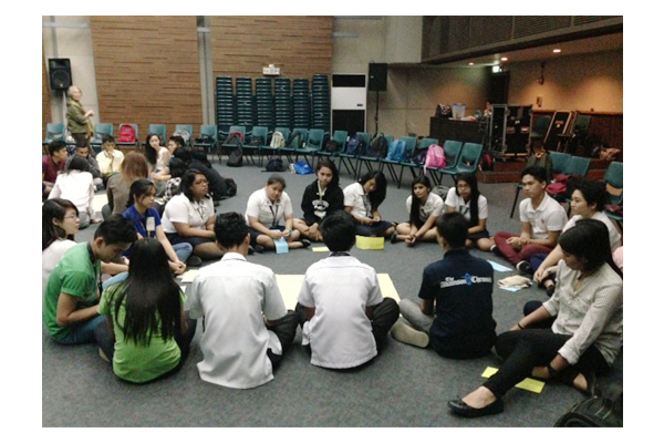SMEC Youth Dialogue on Campus Violence 4