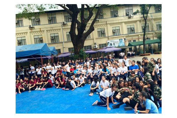 NSS Intramurals SY 2014-2015 1