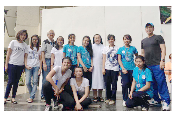 NSS Intramurals SY 2014-2015 2