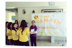 Damath Competition 1