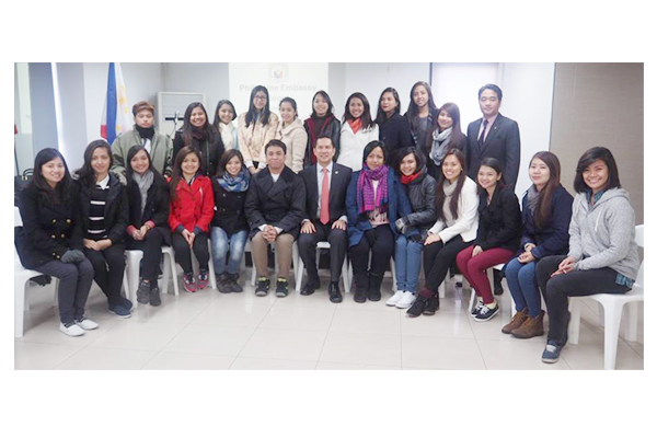 Economics Students Korea Tour 2015 3