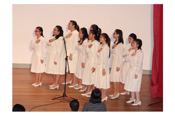 HS Grad Song Competition 2015 2