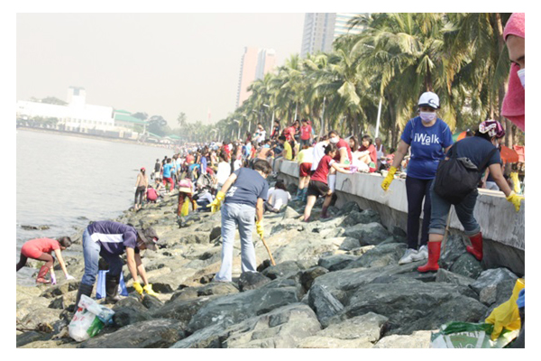 Intl Coastal Cleanup 2014 3