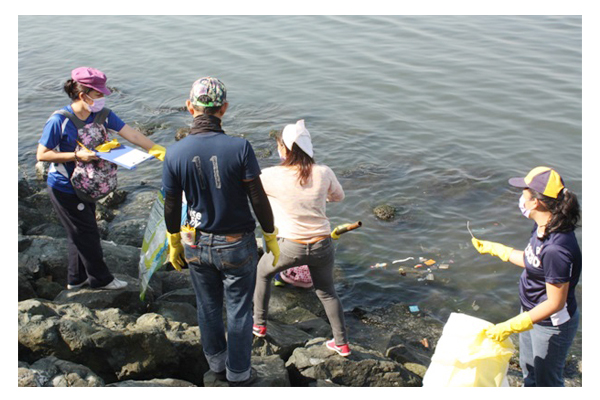 Intl Coastal Cleanup 2014 5