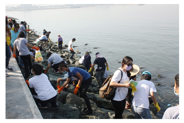 Intl Coastal Cleanup 2014 6