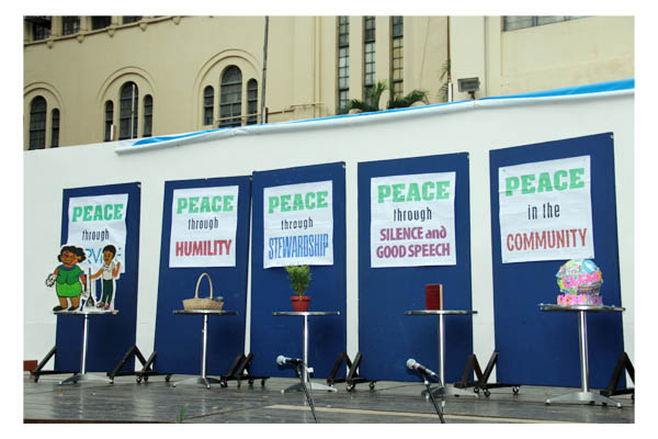Peace Camp - new articles 29