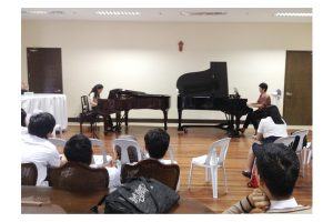 Performance Collaborative Masterclass 2