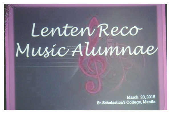 Lenten Recollection 2015 5