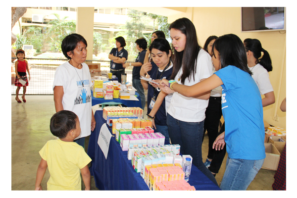 TK Spearheads 2nd Medical Mission 7