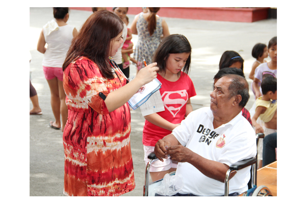 TK Spearheads 2nd Medical Mission 9