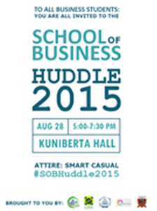 Huddle2015 News