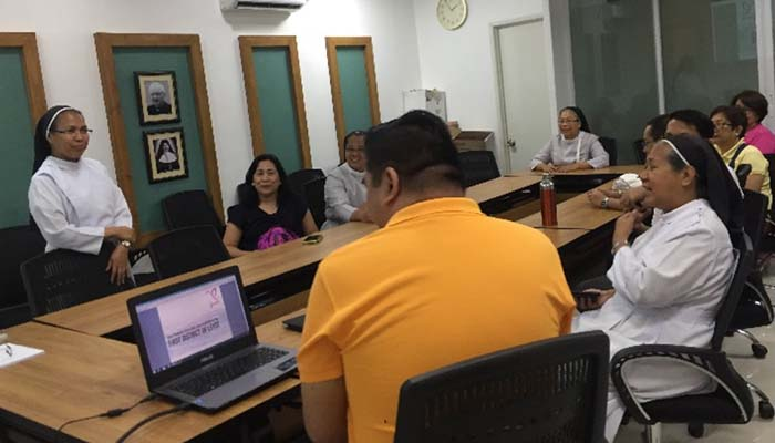 June 19, 2018, discussion on the situation in Leyte after Yolanda