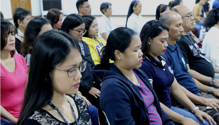 Workshop Activity: Breathing and Relaxation