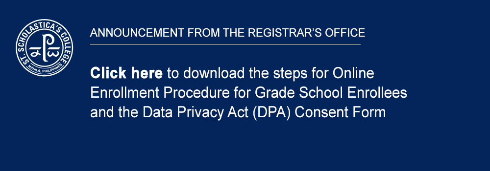 website banner_Online Enrolment Procedure for Grade School Enrollees (1)